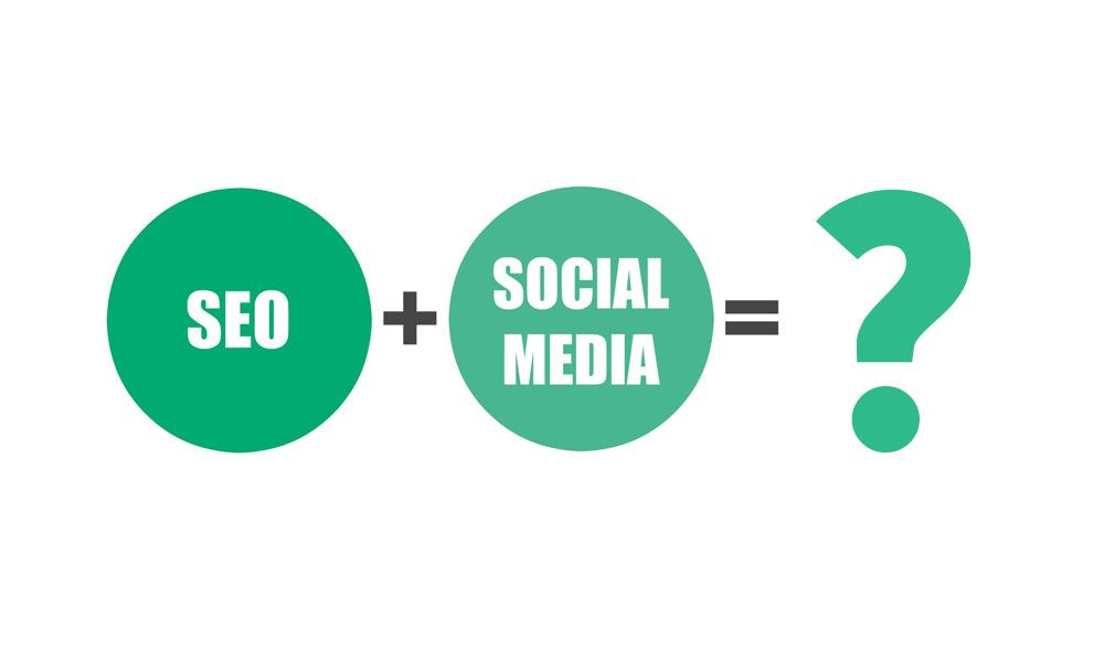 SEO + Social Media = ?