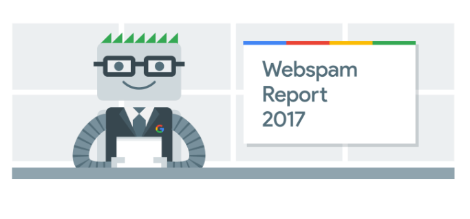 Google Web Spam Report