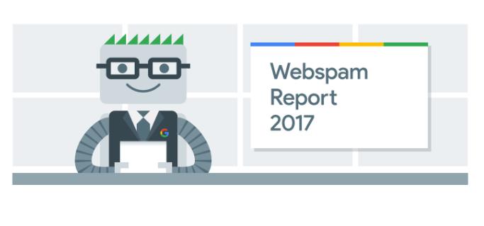 Google Web Spam Report