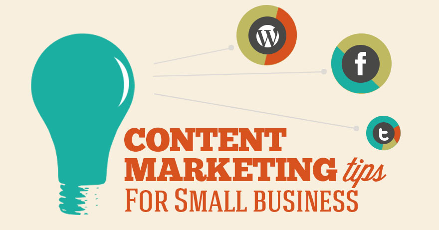 Content Marketing to Showcase your Business