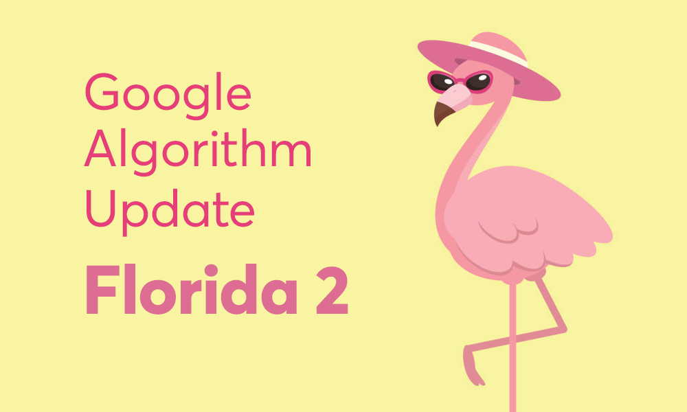 Google Algorithm Update Florida 2