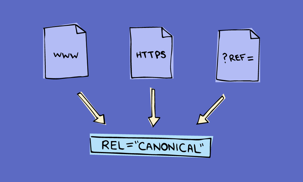 Google Selected Canonical URLs