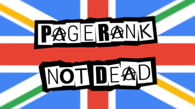PageRank in 2019