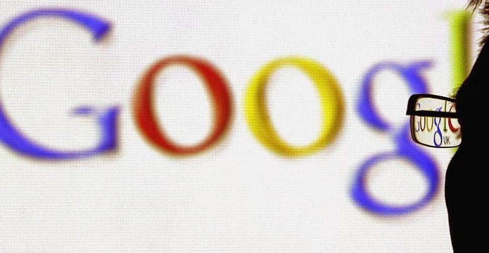 Visit Google Web Pages from Image Search Results
